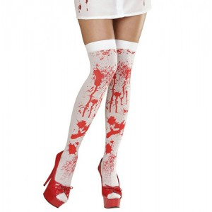 Bloodied Stockings