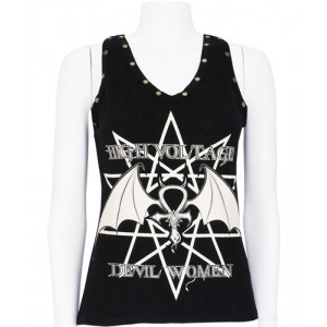Bewinged Ankh Tank Top