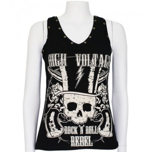 Rock 'N' Roll Rebel Tank