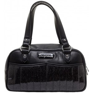 SOURPUSS SABRINA PURSE BLACK