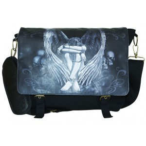 ENSLAVED ANGEL Courrier Bag