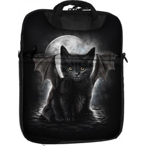 BAT CAT - Tablet Shoulder Bag 10inch
