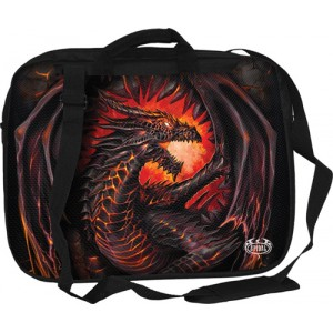 DRAGON FURNACE - Laptop Shoulder Bag 15inch