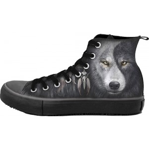 2d2a2f7d64a Alternative High Top Shoes - blackrose - Black Rose