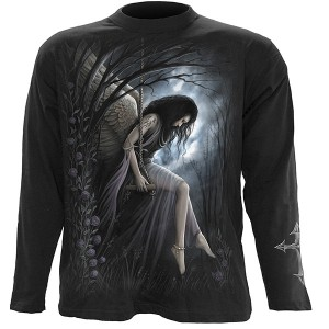 ANGEL LAMENT Longslv TS Blk