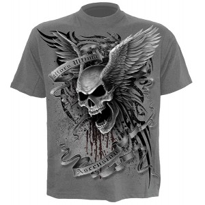 ASCENSION T-Shirt Charcoal