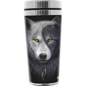 WOLF CHI - Thermo Travel Mug - Flask 0.45L
