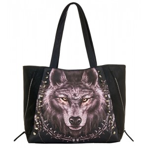 WOLF DREAMS - Tote Bag