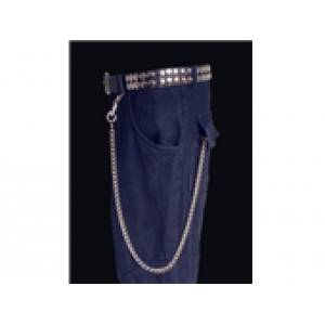 X-LARGE CURB WALLET CHAIN