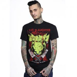 T-Shirt - Slaughterhouse (Black)
