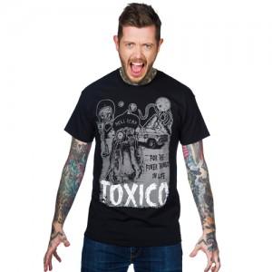 T-Shirt - Finer Things (Black)