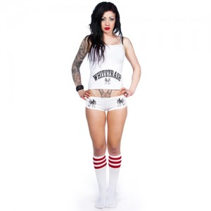Toxico Underwear - Whitetrash Set (White)