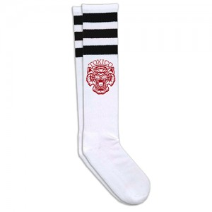 Toxico Socks - Tigers (Black)