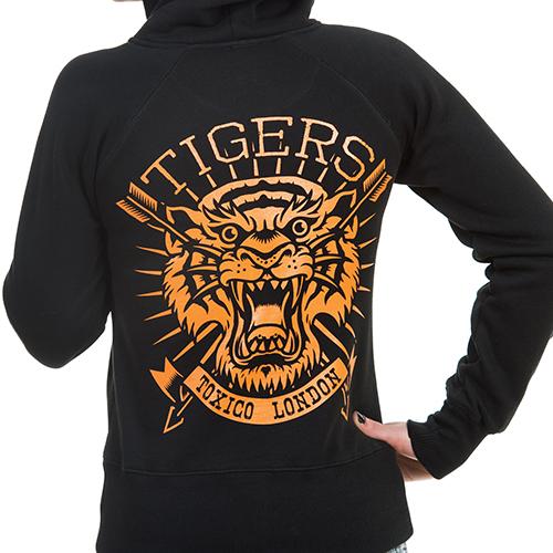 black tiger machine merch