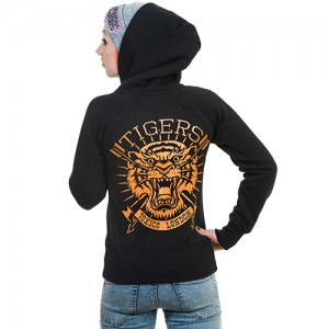 Toxico Ziphood - Tigers (Black)